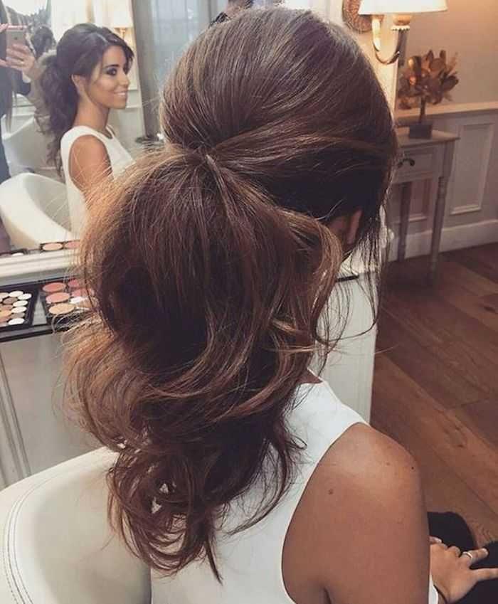 Moderne Jungfrauen – 46 Brautjungfern Frisuren, …