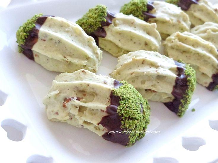 yetur'la lezzet kareleri: pistachio