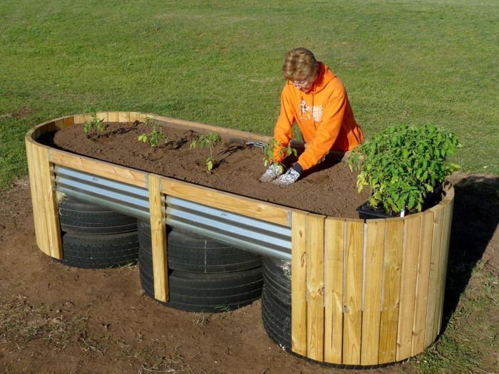 19 Ways How And Where You Can Create A Raised Bed Build Raised Bed Plant Garden Ideas Diy Id In 2020 Diy Garden Bed Raised Garden Beds Diy Building A Raised Garden