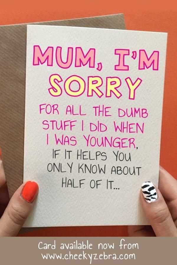 Dumb Stuff Birthday Presents For Mum Homemade Gifts For Mom Birthday Presents For Mom