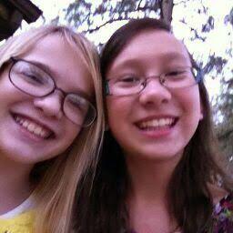 My friend Julia!!!!✌️✌️