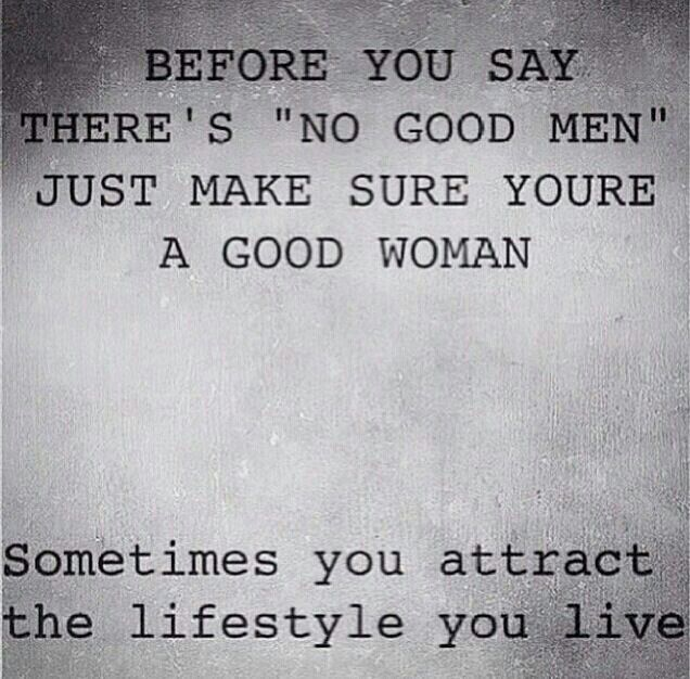Before you say there are no good men........