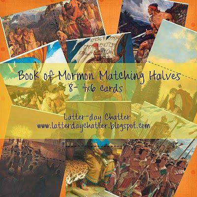 Book of Mormon cards