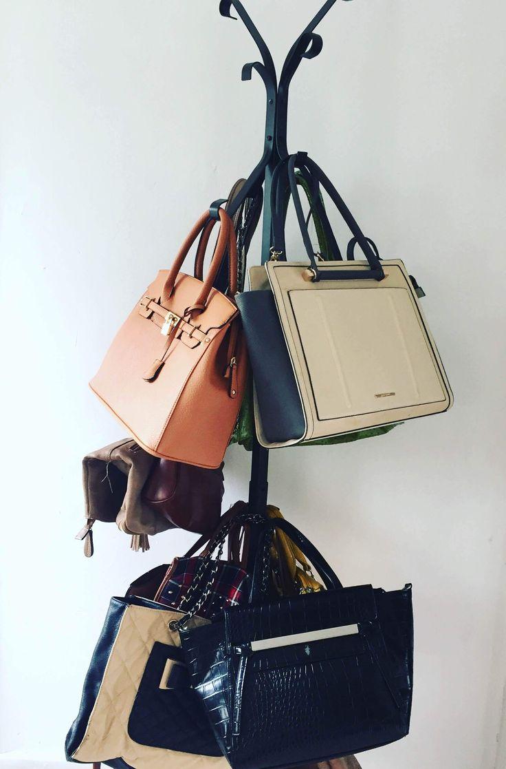 Best 25 Handbag Storage Ideas On Pinterest Handbag