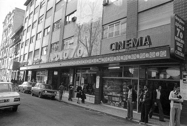 Lisboa de Antigamente: Cinema Apolo 70