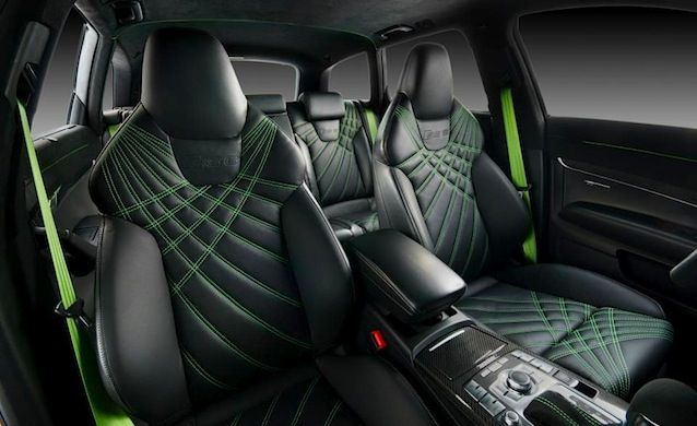 The Hog Ring - Auto Upholstery Community - Audi RS6 Vilner