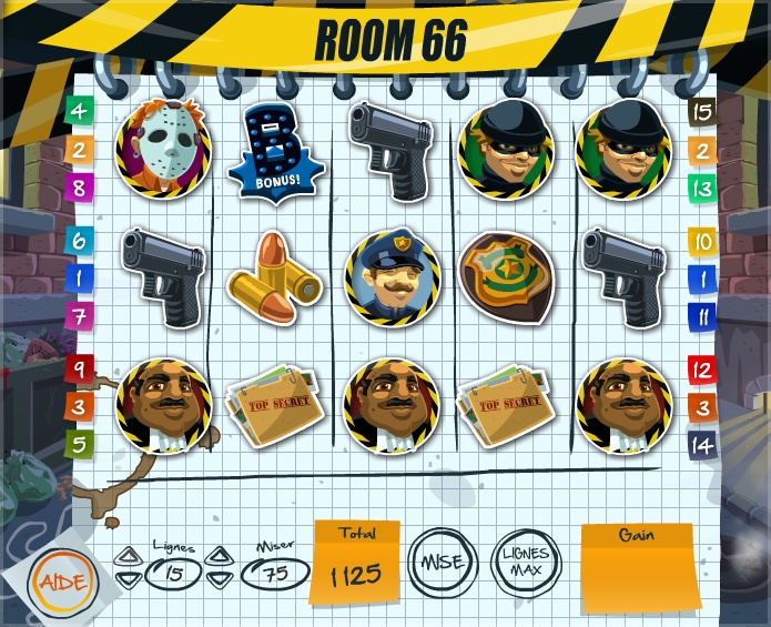Room 66 - La Riviera