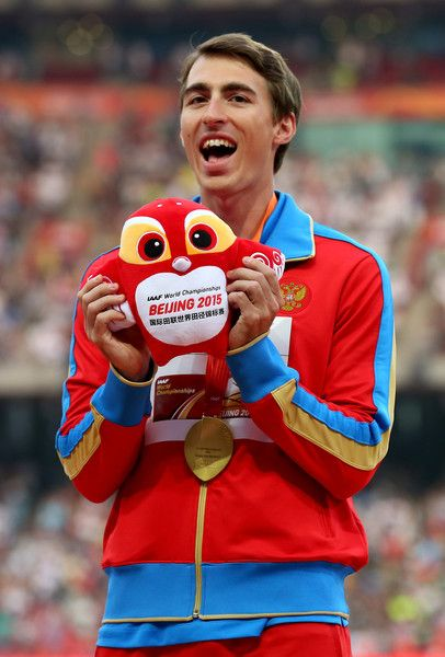 Sergey Shubenkov Photos - 15th IAAF World Athletics Championships Beijing 2015…