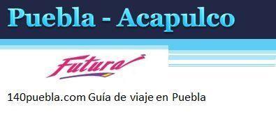 Horarios de Autobuses de Puebla a Acapulco