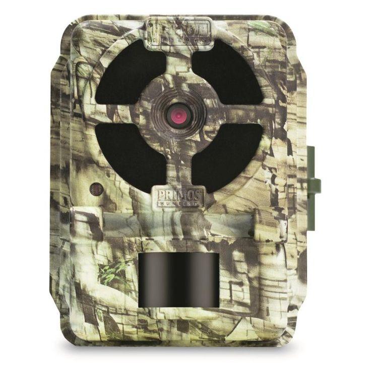Primos Proof Gen 2 Blackout Game Camera, Black