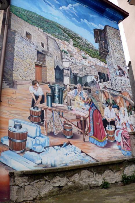 Murales Aritzo