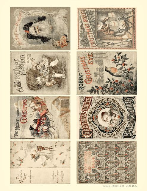 free christmas vintage printable | Jodie Lee Designs: 12 Days of Christmas Giveaways - Day 4 http://jodieleedesigns.blogspot.com/2012/12/12-days-of-christmas-giveaways-day-4.html