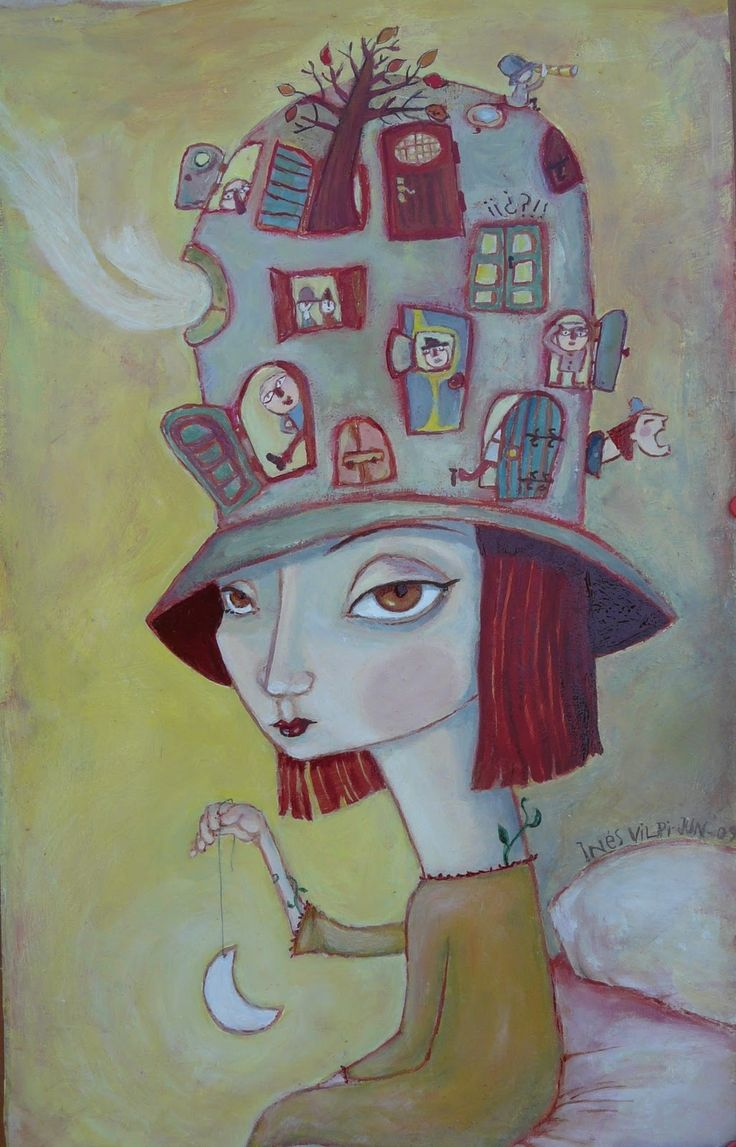 ilustración de Ines Vilpi