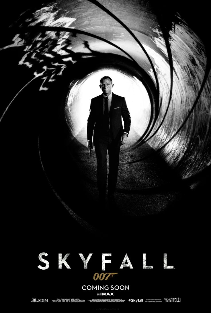 """""""Skyfall."""" Really wanted to love this one, but I didn't. :( Way too long and definitely dragged on, but I loved the showdown at the end... very """"Home Alone""""-esque. Javier Bardem plays such a great bad guy!"""