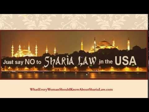 What Every Woman Should Know About Sharia Law (Especially the FEMINISTS/FEMINAZI'S) http://youtu.be/lFBLJZyaYFs