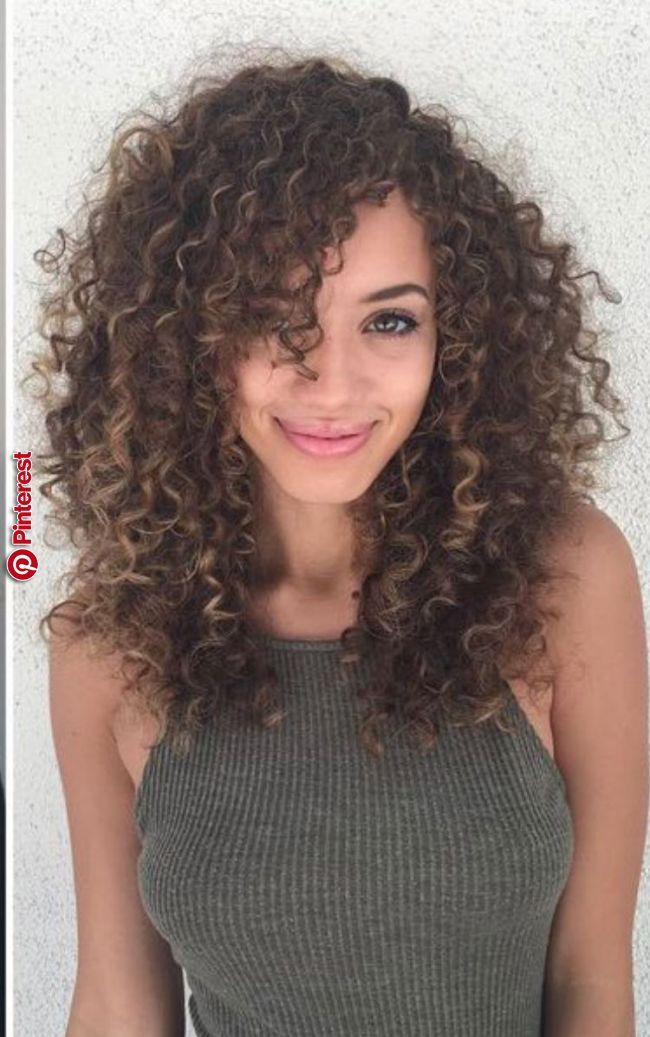 Long Haircut In 2020 Long Curly Hair Curly Hair Styles Naturally Curly Hair Inspiration
