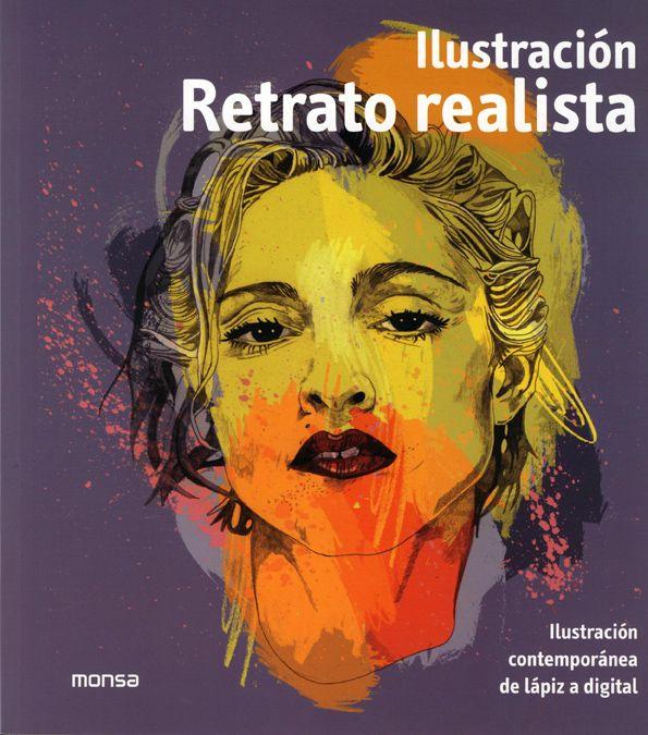 #Diseño / Ilustración, Graffiti y Toys. RETRATO REALISTA #Monsa