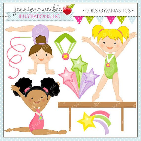 16 best Gymnastics Party images on Pinterest Gymnastics birthday