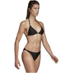 Urban Classics Damen Bikini Beachwear Bademode Sommer Set Ladies Triangle Bikinitb2581 black Side Kn