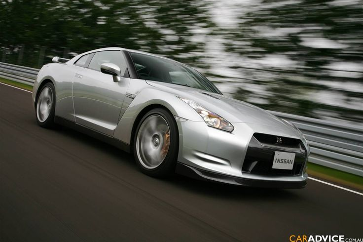 Coming soon Nissan R35 GTR review Back ground frozen car