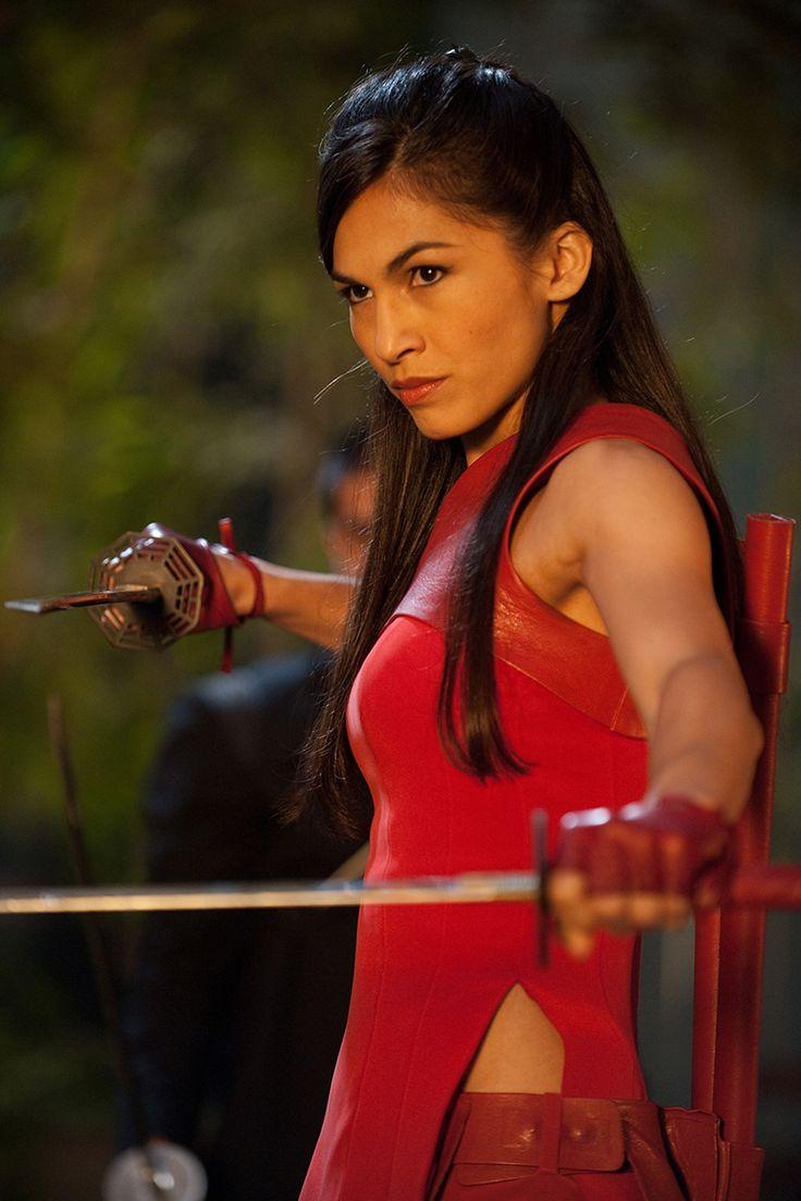 Marvel Studios engage une Française dans le rôle d'Elektra | COMICSBLOG.fr Elodie Yung
