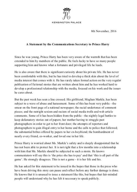 Książę Harry: Książę Harry i Meghan Markle są parą! Od ponad tygodnia media piszą o nowej dziewczynie księcia Harry'ego - Meghan Markle. Dziś Pałac Kensington wydał specjalne oświadczenie, w którym min, potwierdził związek księcia z aktorką.