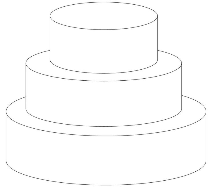 11 best cake templates images on pinterest cake sketch