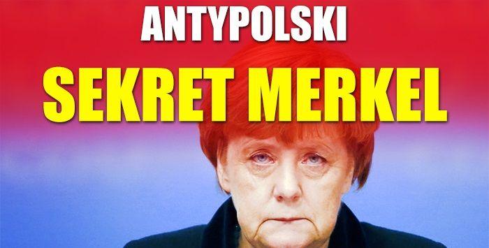 To miało nigdy nie wyjść na światło dzienne. Te wytyczne Angeli Merkel odnośnie Polski mrożą krew w żyłach. Burzą całą narrację zwolenników liberalnej opozycji w Polsce, którzy są przekonani, że Niemcy obiektywnie i z troską patrzą na polską politykę wewnętrzną.