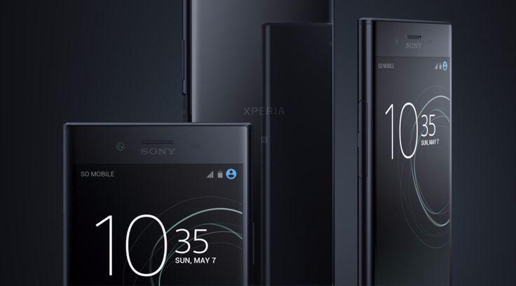 Sony Rilis Smartphone Kembar Sony XZ1 dan XZ1 Compact!