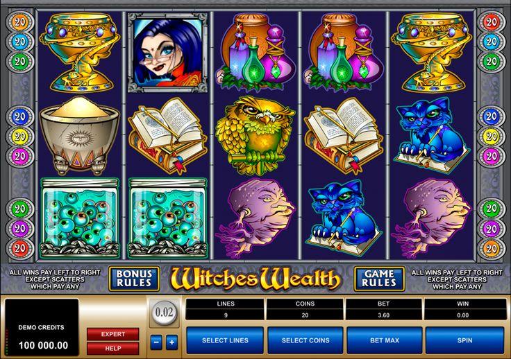 Untamed Wolf Pack slot - spil gratis casinospil online