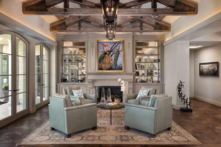 Kern & Co Home Design Project   Rancho Santa Fe, CA   Habersham Home