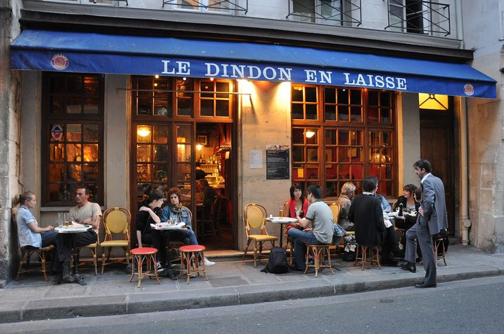 Restaurant - Le dindon en laisse | Flickr - Photo Sharing!