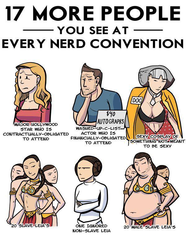 Geeky porn