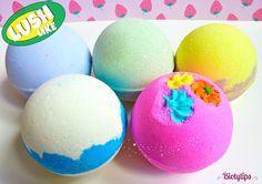#DIY – Faire ses boules effervescentes pour le bain soi-même
