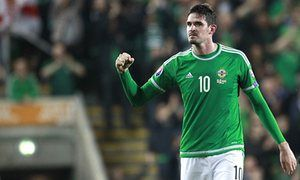 Kyle Lafferty: Northern Irelands leading striker puts the bad times behind him