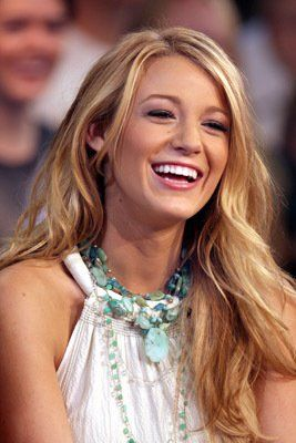 Blake Lively: IMDb: The 10 Best Smiles in Hollywood - a list by Angel Diamante