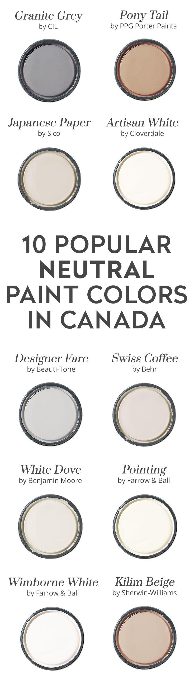338 Best Images About Best Paint Colors On Pinterest