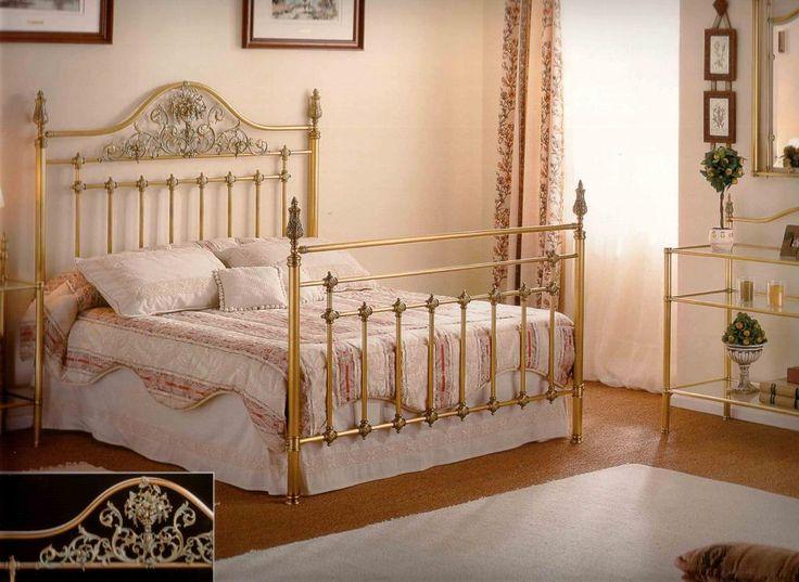 M s de 1000 ideas sobre catres cama de hierro en pinterest - Camas antiguas de hierro ...