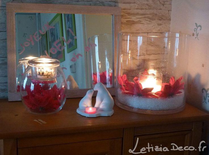 Partylite pot bougie et d coration de no l bougies for Partylite dekoration