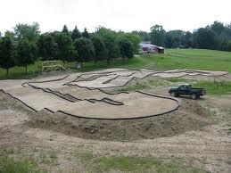 Backyard Track