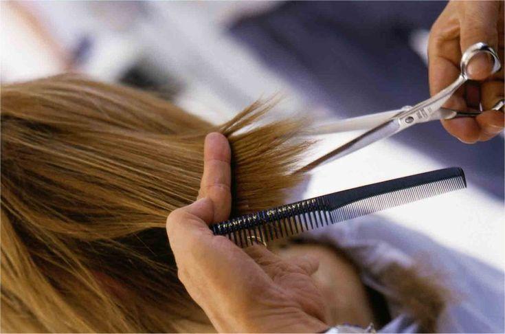 De negatieve effecten van het snijden van uw Haar