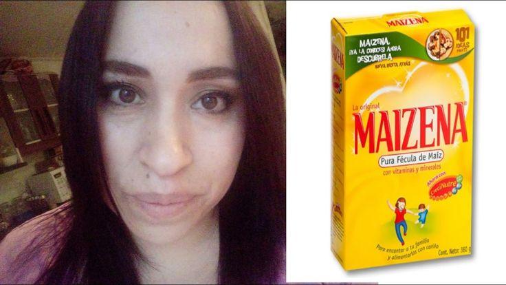 MASAJE CON MAIZENA PARA UN CABELLO SANO Y FUERTE ¡¡ Maria Daniela