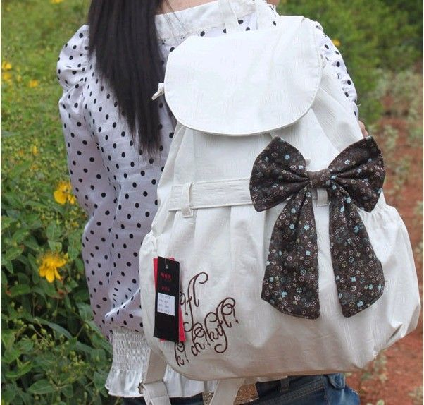 Cute backpack for school