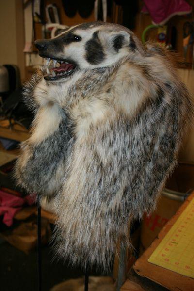 97e6ff88701 Wildlife Minnesota - Trapper Head Hats   Mountain Man