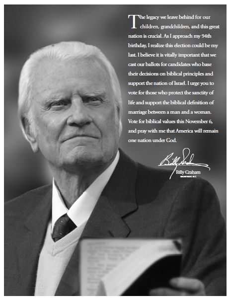 Some Of The Best Quotes From Billy Graham's Funeral - Conservative Daily News