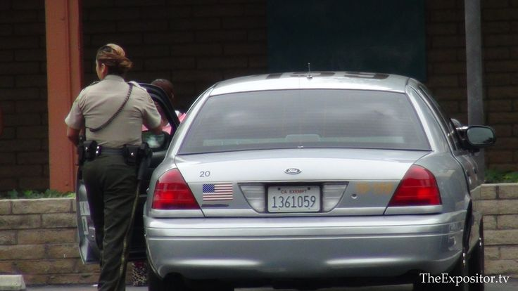 I took this photo a few years ago. This Riverside County Sheriff's Deputy took this jail inmate (in the pink) to this abortion mill - Planned Parenthood (aka Planned Murderhood).