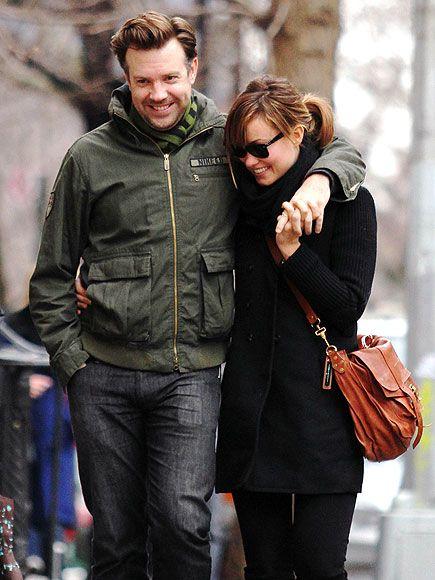 Olivia Wilde and Jason Sudekis<3