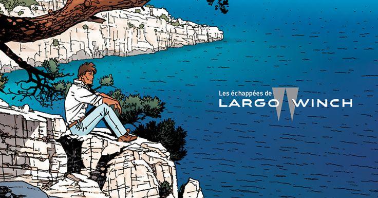 Le Solex, c'est parfait pour Paris. Mais pour explorer le monde, le jet privé, c'est plus pratique. Aujourd'hui, c'est Largo Winch qui vous refile ses adresses préférées autour du globe.