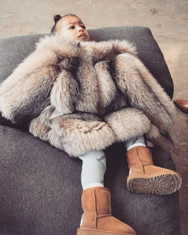 "Pin for Later: 25 Times North West Was Just Completely, Totally Over It When Her Mom Tried to Take Her Photo ""I said no pictures!"""