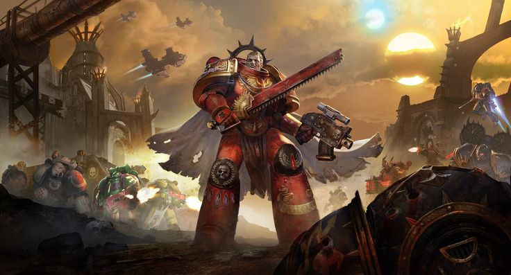 warhammer 40000 eternal crusade widescreen retina imac 2001x1080